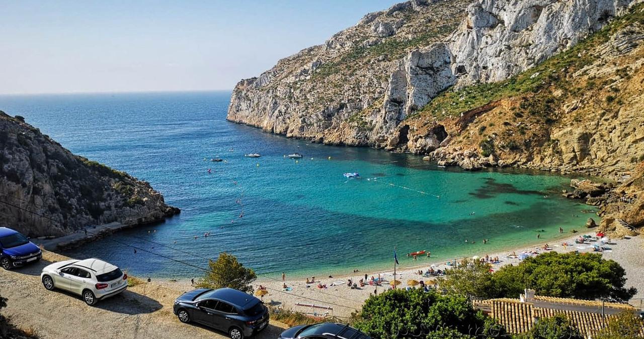 Cala Granadella Una De Las Mejores Playas De Jávea Meraviglia