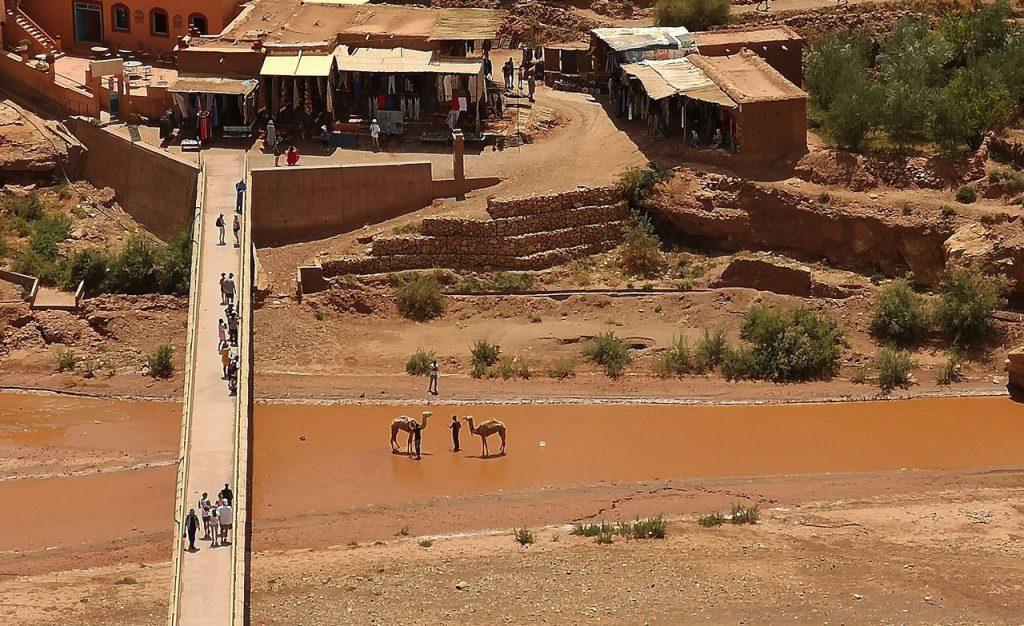 Marruecos en agosto