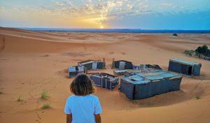 De Marrakech al desierto de Erg Chebbi: Itinerario de 4 días
