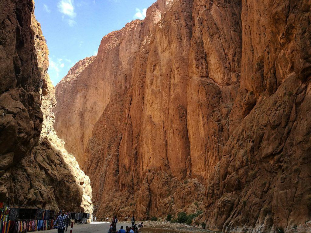 Garganta del Todra, Marruecos