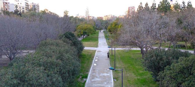 El Jardín del Turia, Valencia: recorrido completo