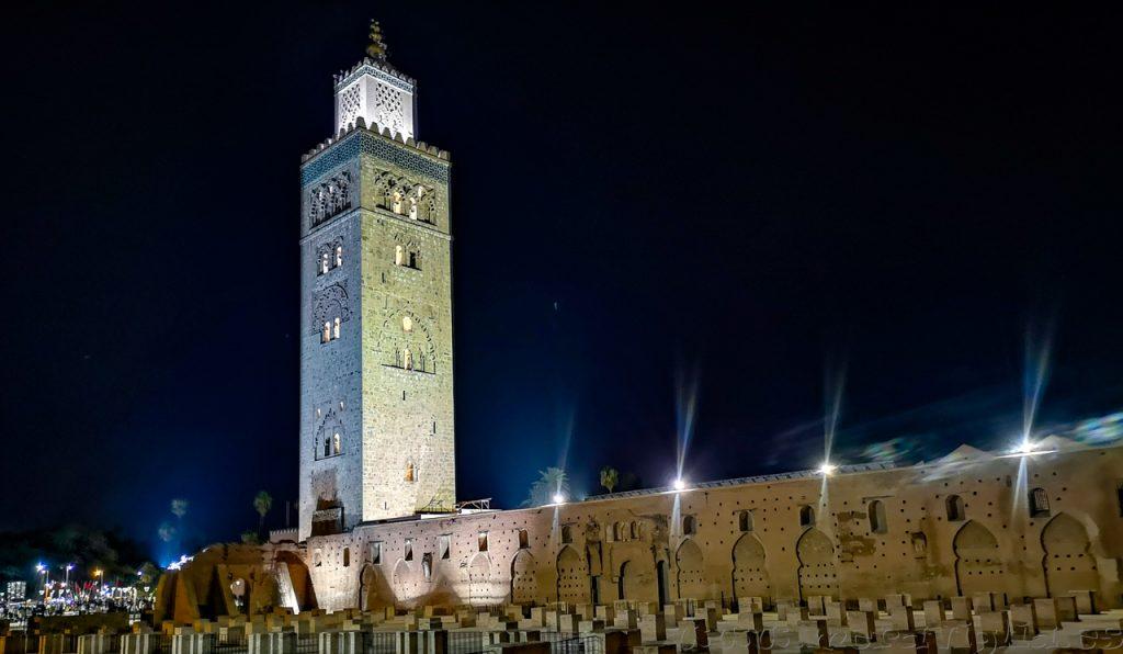 Mezquita Koutoubia Marrakech
