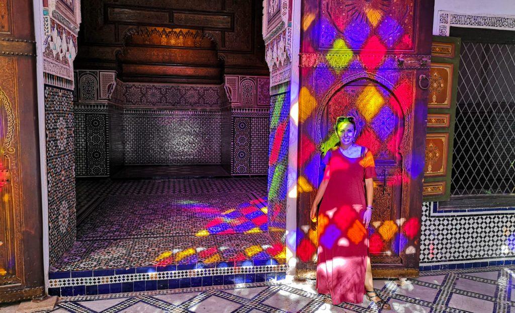 Palacio Bahia colores