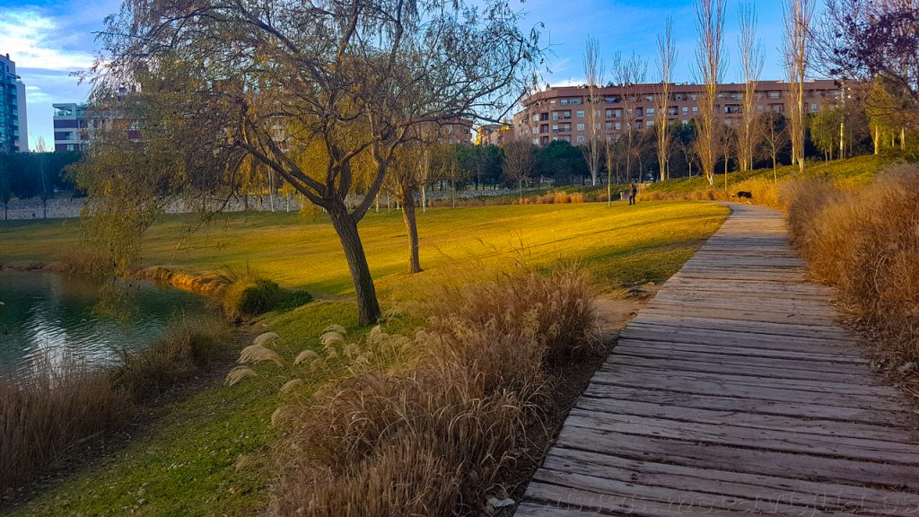 Parque de Cabecera, Valencia