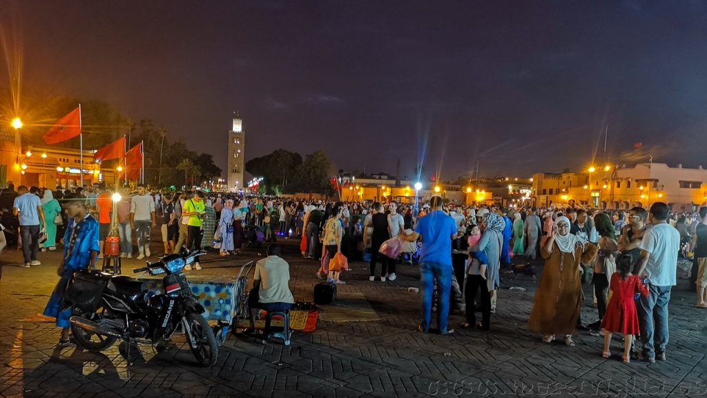 Noche en Marruecos