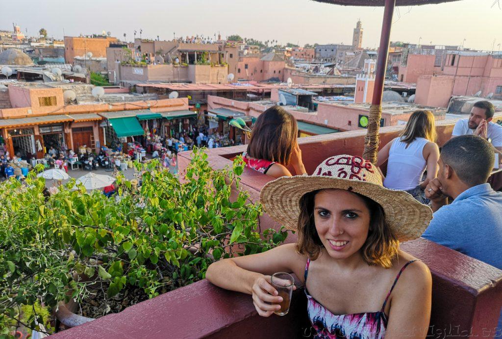 Cafe des Epices Marrakech