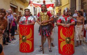 XIII Fira Romana Traiguera, Castellón