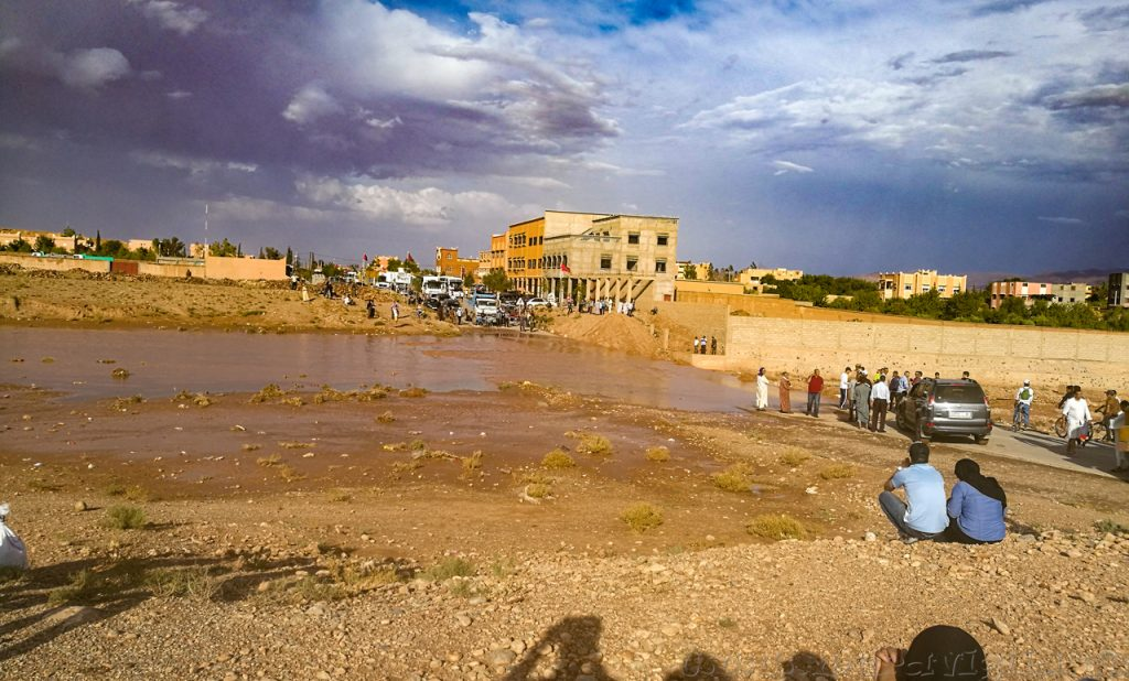Estado carreteras Marruecos