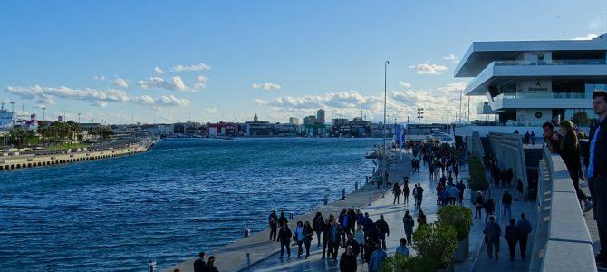 La Marina de Valencia: edificios, ubicación e información