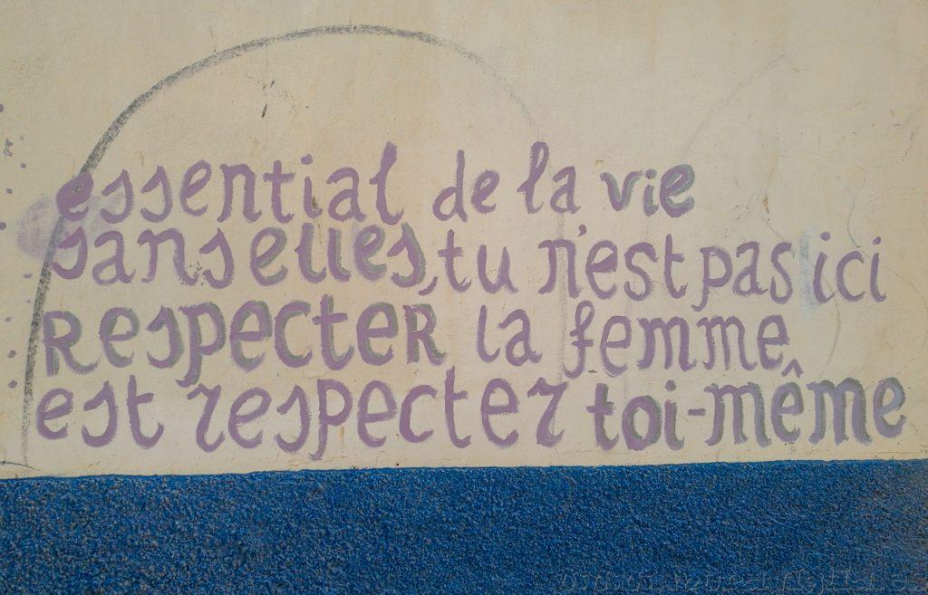 Graffiti Essaouira
