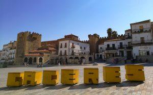 5 razones para visitar la ciudad de Cáceres