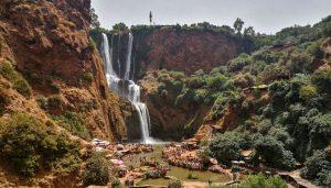 Las Cascadas de Ouzoud: naturaleza salvaje en Marruecos