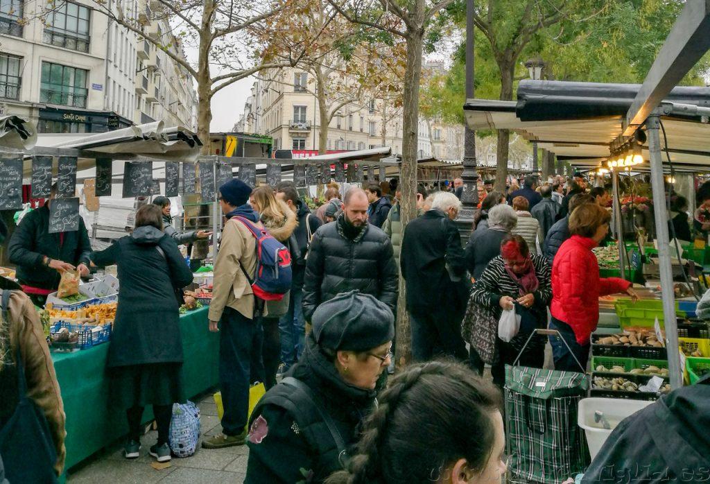 Mercado Le Marais