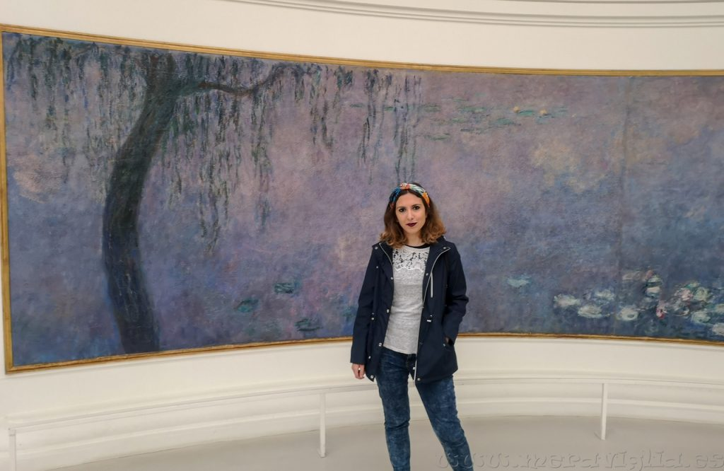 Los nenúfares de Monet, Paris