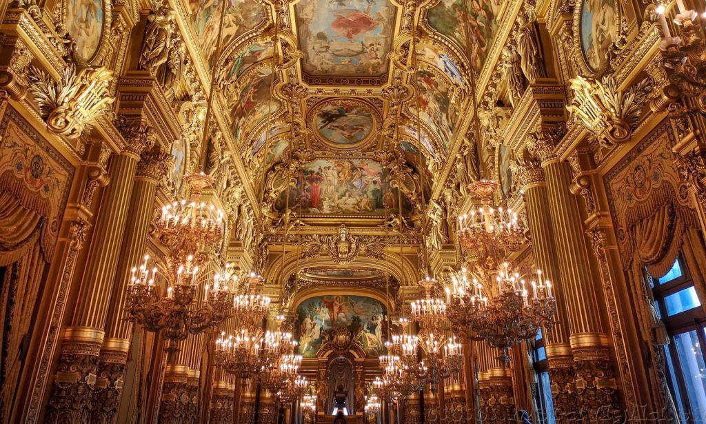 Interior Opera Garnier