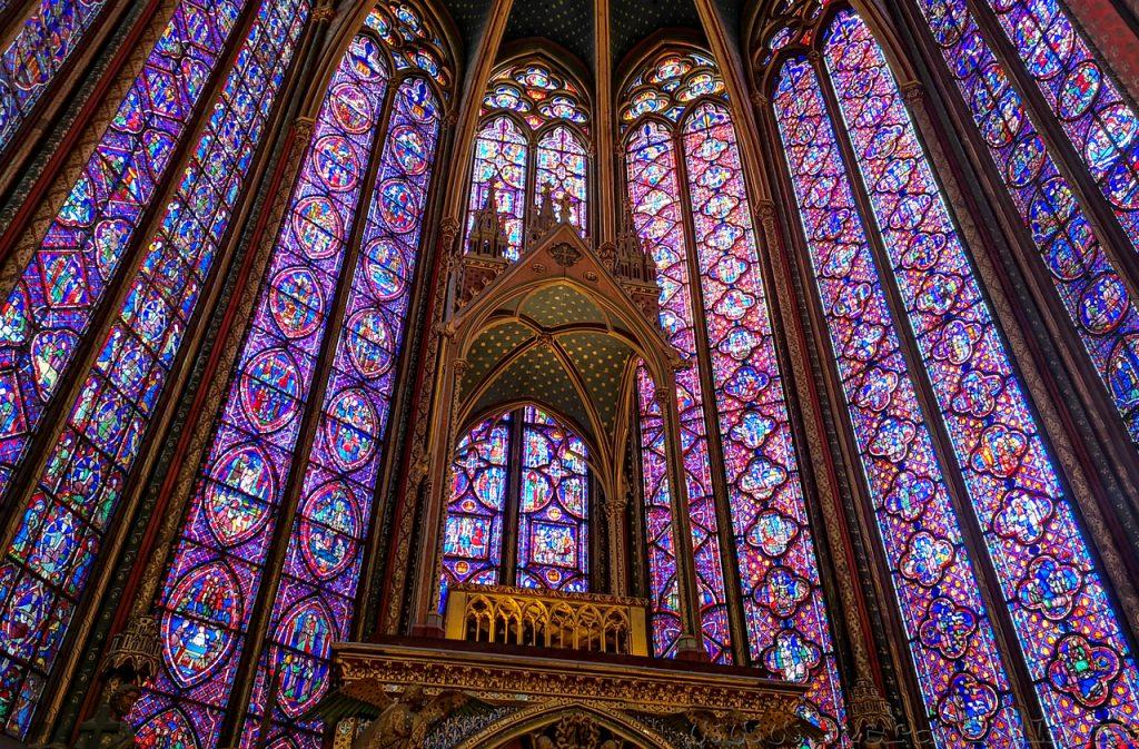 Iglesias bonitas Paris