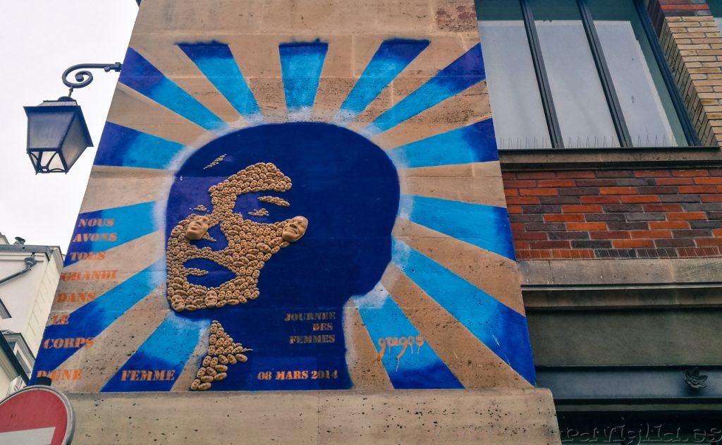 Arte urbano Paris
