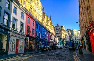 Robo en un hotel de Edimburgo: mi experiencia