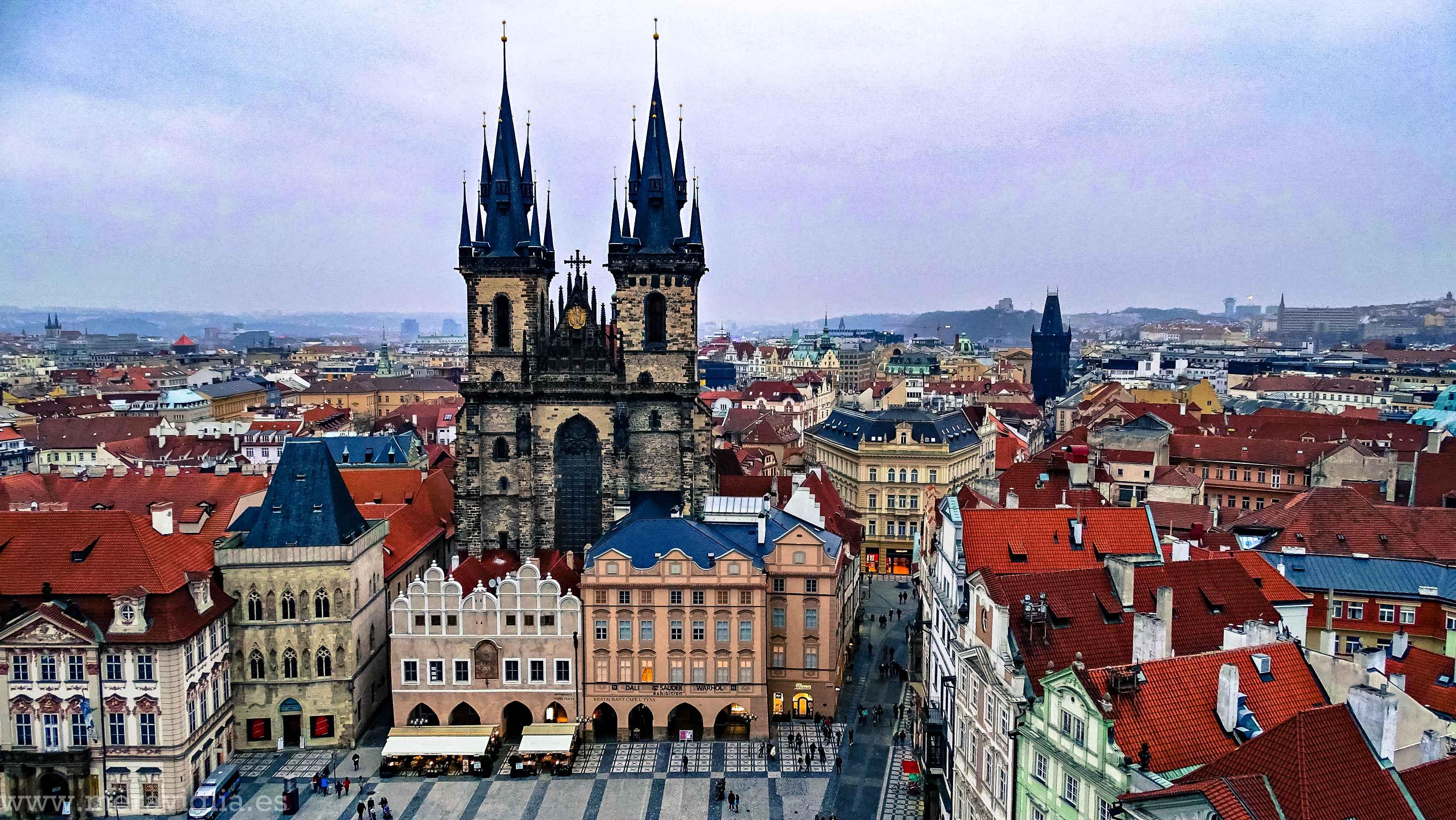 Qué Tener En Cuenta Antes De Viajar A Praga Meraviglia