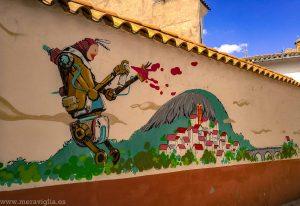 Arte urbano y mundo rural: la combinación perfecta de Fanzara (Castellón)