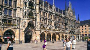 Lugares gratis que ver en Múnich