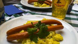 Platos típicos y restaurantes tradicionales de Frankfurt