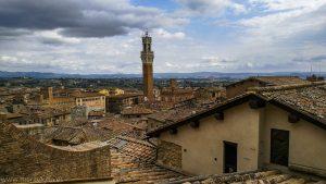 Los mejores miradores de Siena