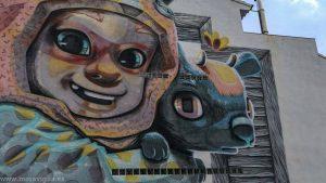 Sitios de la C. Valenciana donde los grafitis son los protagonistas