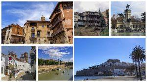 6 excursiones de fin de semana desde Valencia