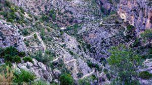Ruta del Barranco del Infierno desde Benimaurell (Alicante)