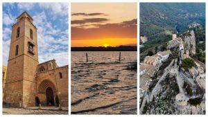 Tres días por Guadalest, Torrevieja, Orihuela y más