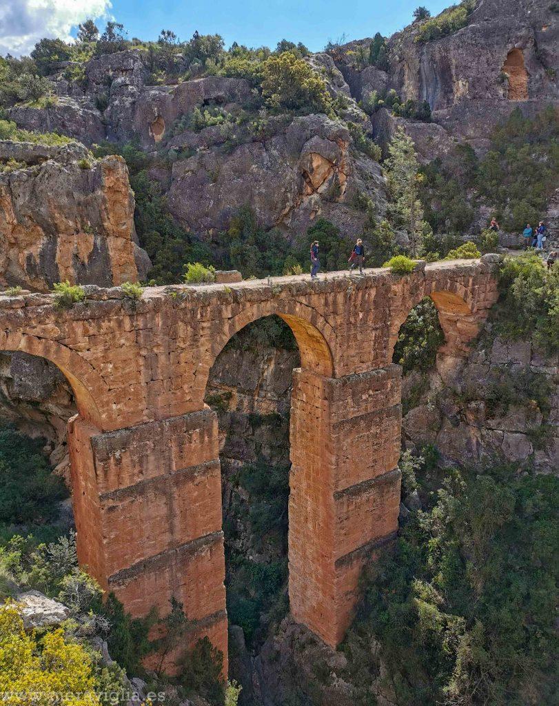 Puente del Acueducto de Peña Cortada, Valencia